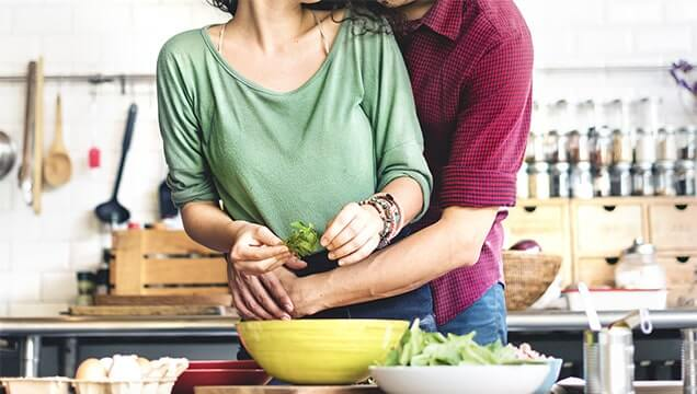 Healthy Eating for Couples this Valentine's Day